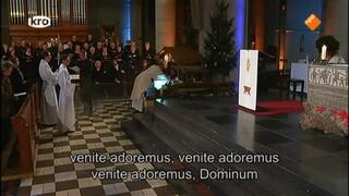 Eucharistieviering Eucharistieviering 1e Kerstdag Lugano, Zwitserland