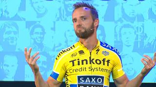 Sportmonologen: Karsten Kroon