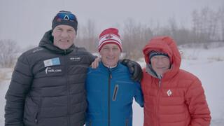 Andere Tijden Sport 2016 Drie Elfstedenhelden: met Reinier en Henk naar Evert in Canada