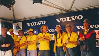 Andere Tijden Sport: Zeezeiler Hans Horrevoets