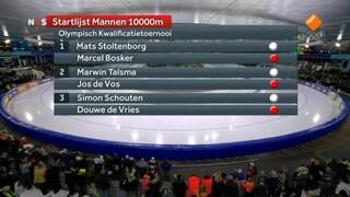 NOS Schaatsen OKT Heerenveen