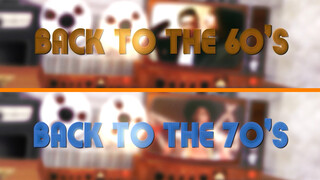 Max Muziekspecials - Back To The 60's And 70's