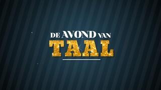 Het logo van het nieuwe taalprogramma De Avond van Taal.