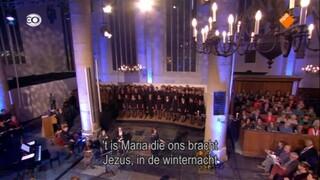 De Westerkerk in Enkhuizen en de Grote Kerk in Den Haag