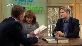VPRO Boeken Joost de Vries en Aleid Truijens
