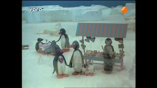 Pingu op de rommelmarkt