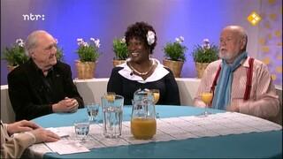Rob van Reijn, Gerda Havertong en Henk van der Horst
