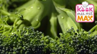 Kook mee met MAX Romige broccolischotel met gebakken kalfsvlees