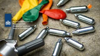 'Extreem gebruik lachgas gevaarlijk voor zenuwstelsel'