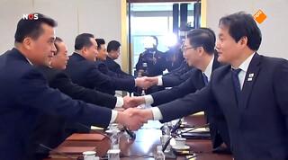Mag Noord-Korea meedoen aan de Spelen?