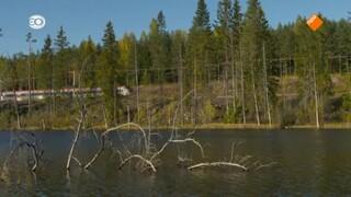 Zweden: Ludvika - Mora