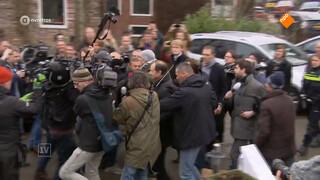 Minister Wiebes bezoekt Zeerijp-Loppersum na beving