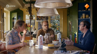 Ontbijten met je ouders