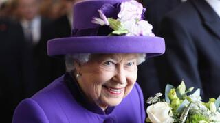 Blauw Bloed Uniek interview met koningin Elizabeth