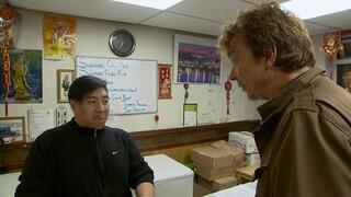 Deel 2: Zoektocht naar Chinese vader in Engeland