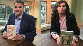 VPRO Boeken Bert Natter en Justine le Clercq