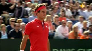NOS Studio Sport NOS Studio Sport: Tennis Davis Cup