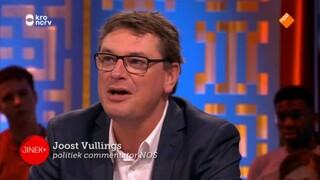Jinek - Lilianne Ploumen, Marc Van De Kuilen, Richard De Mos, John Van Zweden En Joost Vullings