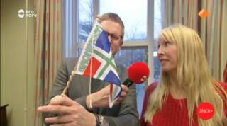 Jaïr haalt verhaal bij de kamerleden over Groningen