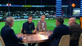 NOS Studio Voetbal 20 jan 2019