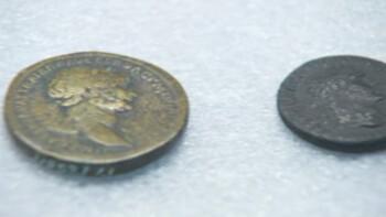 Betalen in de tijd van de Romeinen