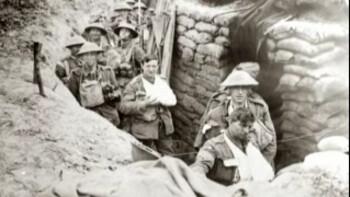 Soldaat in de Eerste Wereldoorlog