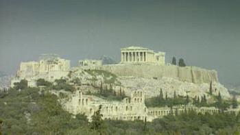 Tempels van de oude Grieken
