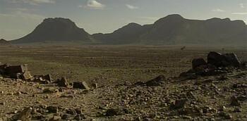 De woestijn rukt op in Marokko