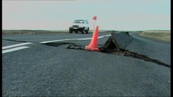 Aardbevingen in IJsland