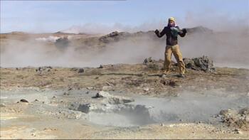 Natuurgeweld in IJsland