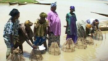 Man of vrouw in Mali