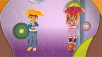 Regenliedje
