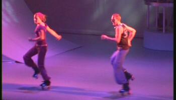 Streetdance in het theater