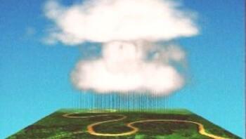 Verschillende soorten regen