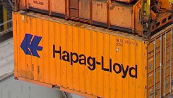De hele wereld over in een container