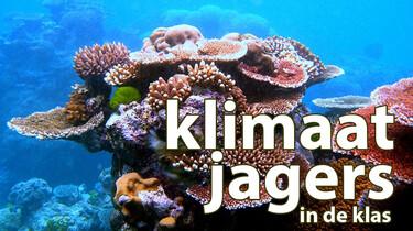 Klimaatjagers in de klas