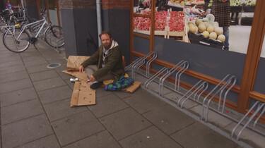 Het Klokhuis: Dakloos