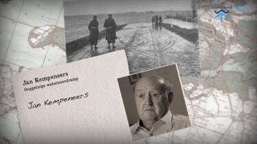Ooggetuigen van de watersnoodramp: Het verhaal van Jan Kempeneers
