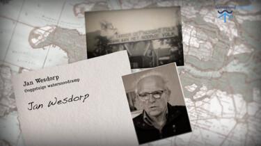 Ooggetuigen van de watersnoodramp: Het verhaal van Jan Wesdorp