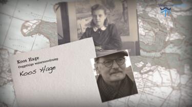 Ooggetuigen van de watersnoodramp: Het verhaal van Koos Hage