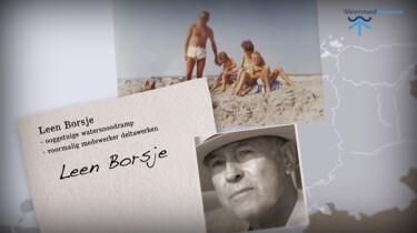 Ooggetuigen van de watersnoodramp: Het verhaal van Leen Borsje