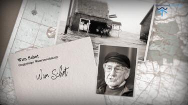 Ooggetuigen van de watersnoodramp: Het verhaal van Wim Schot
