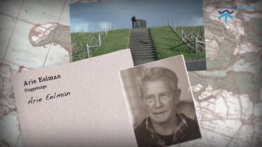 Ooggetuigen van de watersnoodramp: Het verhaal van Arie Eelman