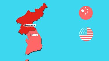 Waarom zijn er twee Korea's?