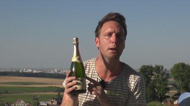Het Klokhuis: Champagne