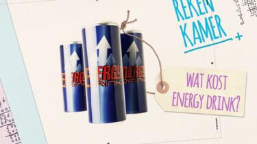 De Rekenkamer in de klas: Wat kost energydrink?