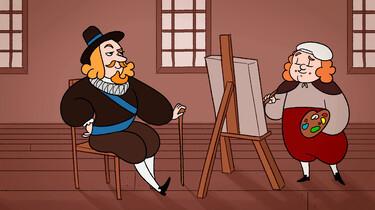 Clipphanger: Wie was Rembrandt?