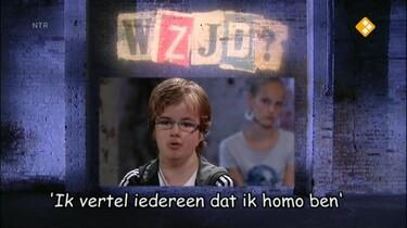 Wat zou jij doen?: Ik vertel iedereen dat ik homo ben!