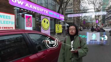 Nieuwsuur in de klas: Een puntensysteem voor goed gedrag in China