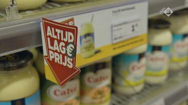 Keuringsdienst van Waarde in de klas: De goedkoopste supermarkt